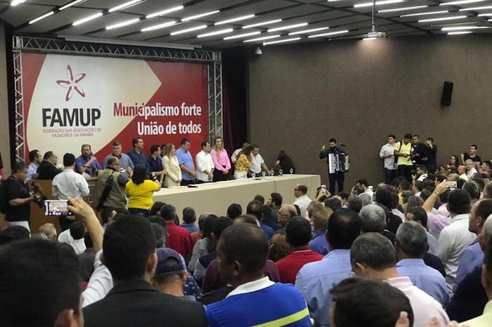 Prefeitos caririzeiros participam de encontro em defesa de eleições unificadas no Brasil