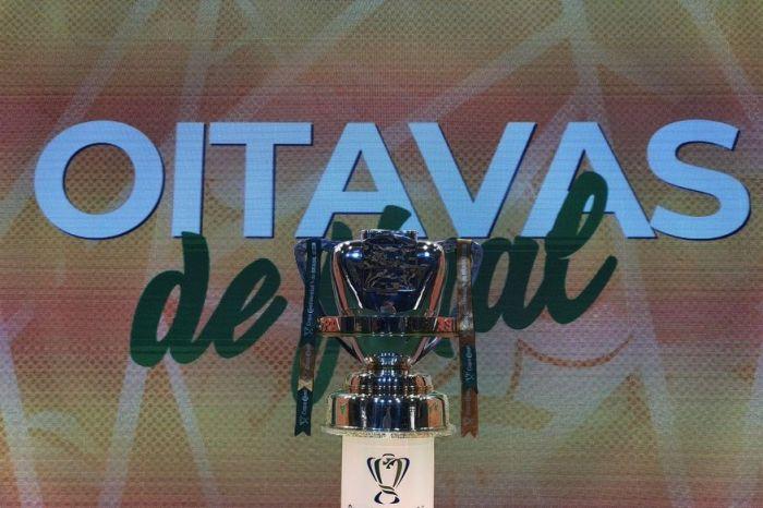 CBF divulga tabela detalhada das oitavas de final da Copa do Brasil