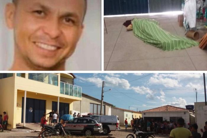 Comerciante é assassinado a tiros por homens em motocicleta em cidade do Cariri