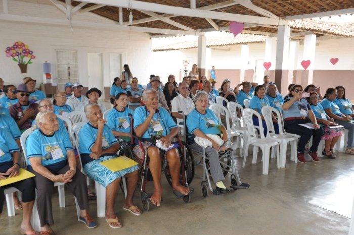CRAS de Monteiro sedia a I Conferência Municipal do Idoso no Serviço de Convivência