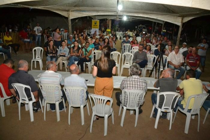 Dialogando com o Povo ouve mais comunidades rurais em Monteiro