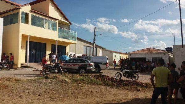 Polícia mantém detidos dois suspeitos do assassinato de comerciante no Cariri