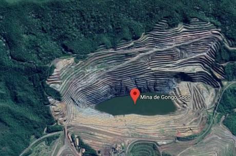 Alude de mina da Vale se desprende em Barão de Cocais