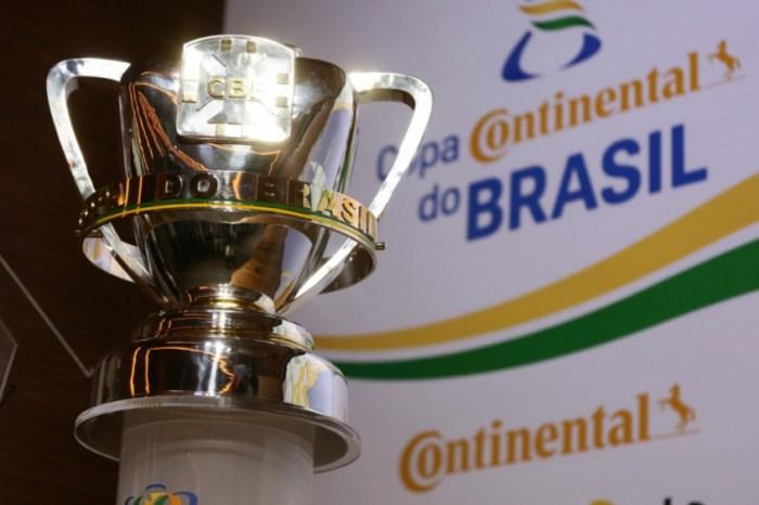 Confira os duelos das quartas de final da Copa do Brasil