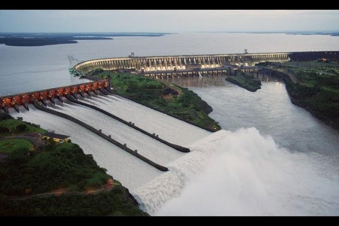 Brasil reduzirá importação de energia da usina de Itaipu