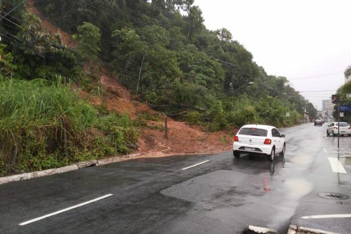 Alerta de chuvas é emitido pelo Inmet para 24 cidades da PB