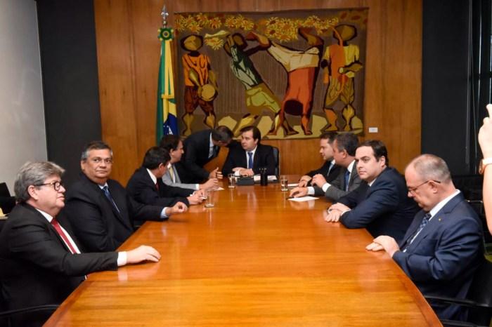 João Azevêdo pede inclusão dos estados na Previdência