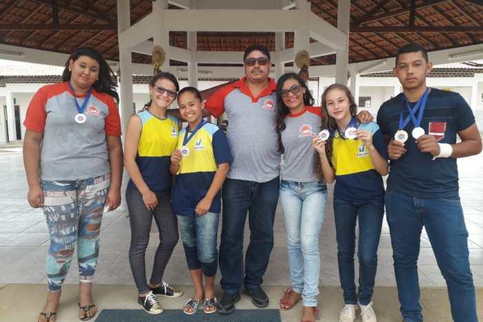Alunos da Rede Municipal de Monteiro são destaques nos Jogos Escolares da Paraíba