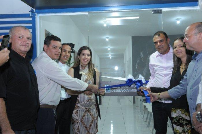 Monteiro é presenteada com nova sede da Secretaria de Desenvolvimento Social