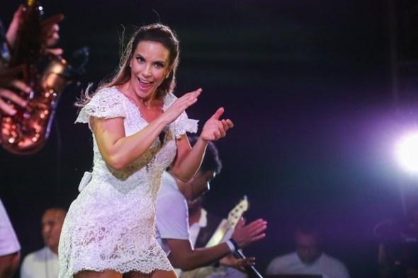 Ivete Sangalo explica motivo do cancelamento de show