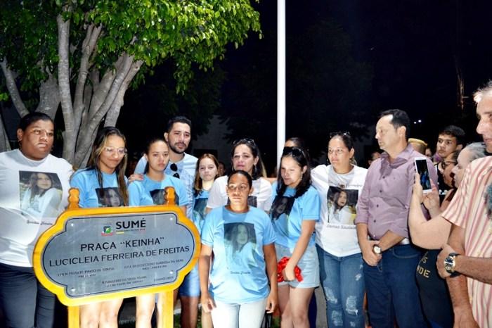 Sumé recebe mais um espaço de lazer da Prefeitura Municipal