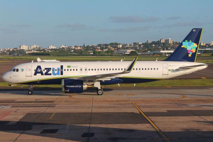 PB terá novos voos da companhia Azul a partir de agosto