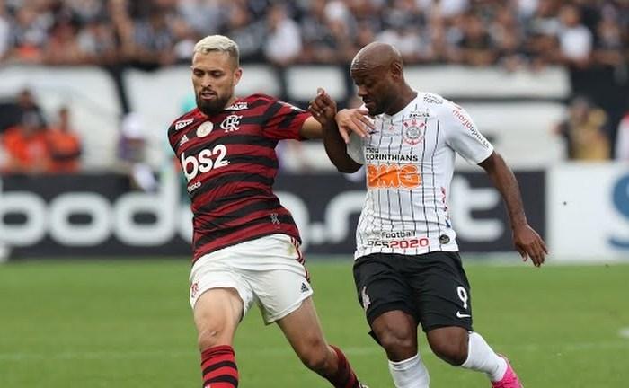 Corinthians e Flamengo ficam no empate em Itaquera