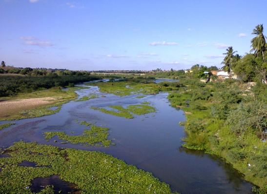 MP investiga extração ilegal de areia do leito do Rio Paraíba