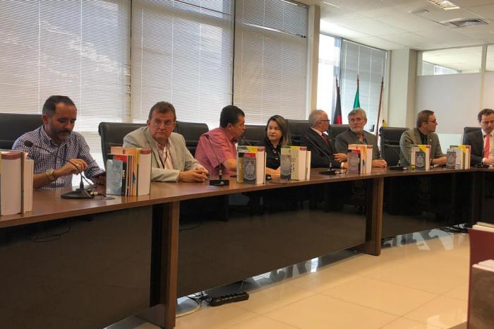 Prefeito de SSU participa de reunião com superintendente nacional do Ibama, em JP