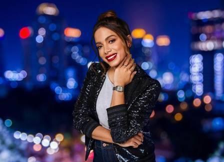 Anitta cantará na final da Copa América com artista porto riquenho