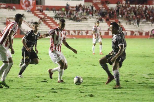 Botafogo-PB perde para Náutico, no Recife