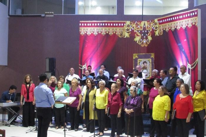 Coro Sinfônico faz concerto em homenagem a Jackson do Pandeiro