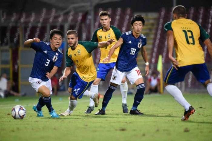 Brasil perde a final, mas conquista a inédita prata no futebol masculino