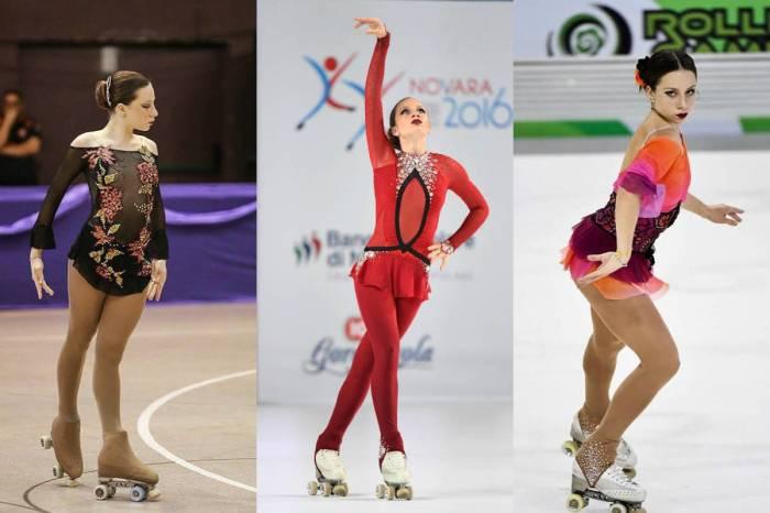 Bruna Wurts brilha na patinação e garante ouro inédito no Pan
