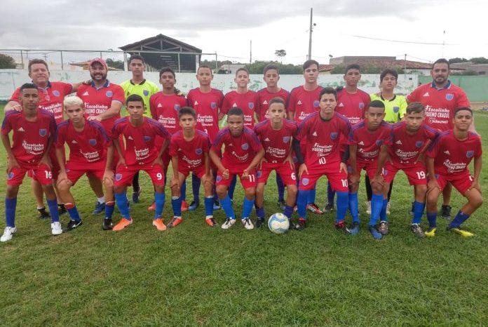 Equipe serrabranquense estreia com vitória na Copa Paraíba Sub-15
