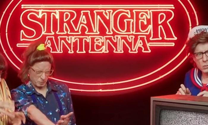 Stranger Things lança app com celebridade brasileira dos anos 80