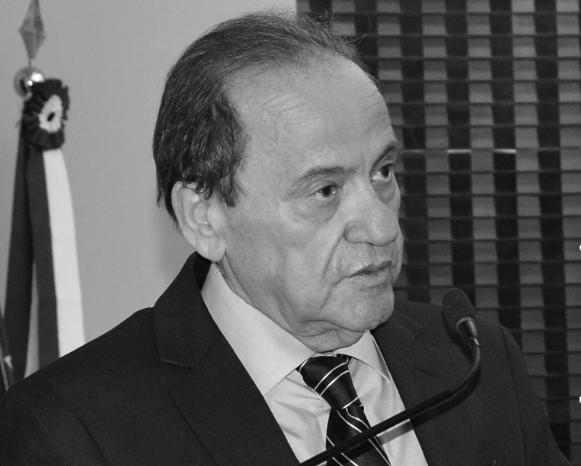 Morre conselheiro do TCE da Paraíba