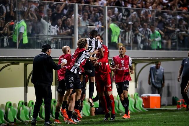 Copa Sul-Americana: Atlético-MG vence La Equidad de virada