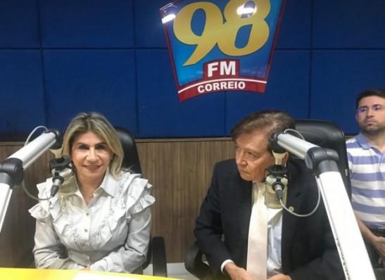 João Henrique e Edna Henrique negam tentativa de aproximação com Governo do Estado