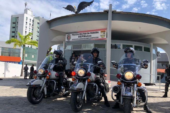 BEPMotos já prendeu sete suspeitos de crimes na Capital
