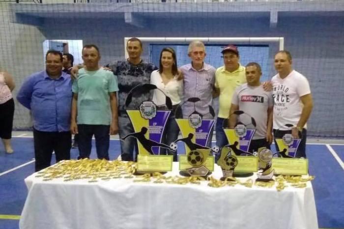 São Domingos do Cariri finaliza Campeonato de Futsal e entrega 3 mil de premiação