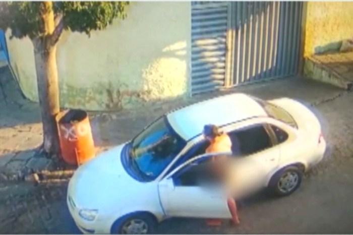 Homem nu desce de carro e se masturba para estudantes na PB