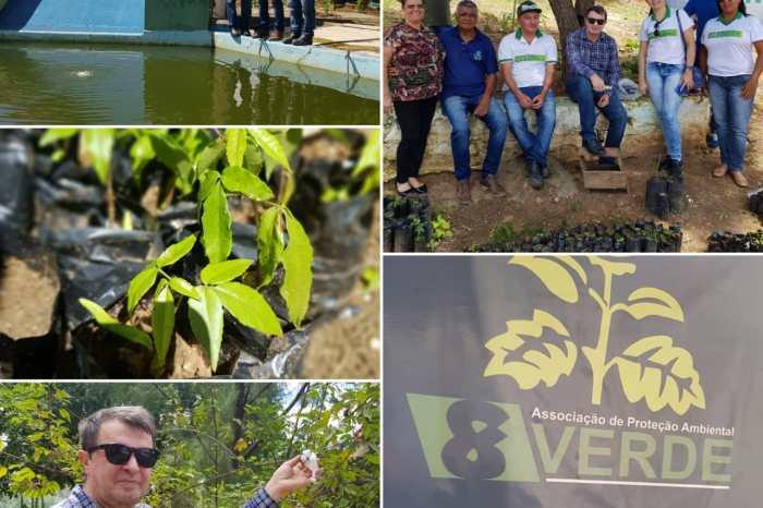 Implantação da Agrofloresta é debatida em Boqueirão, no Cariri do Estado