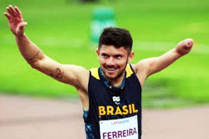 Paraibano se torna o atleta paralímpico mais rápido do mundo