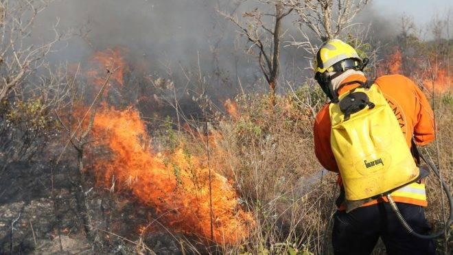 Inmet reforça alerta de perigo de incêndio florestal na PB, cidades do Cariri estão inclusas