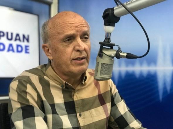 Geraldo Medeiros é nomeado como titular da Saúde