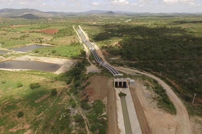 Governo Federal tem dívida de R$ 25 mi em repasse do canal Acauã-Araçagi