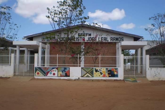 Escola Jornalista José Leal de São João do Cariri se destaca no projeto escola Cidadã Integral