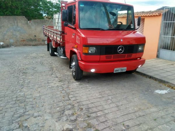 Polícia recupera caminhão roubado no Pernambuco, em cidade do Cariri