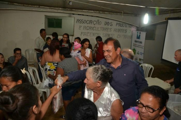 Dialogando com o Povo acontece em Santa Catarina e recebe apoio da oposição