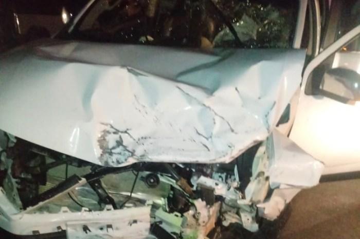 Colisão entre carros deixa uma pessoa morta em rodovia do Cariri Paraibano