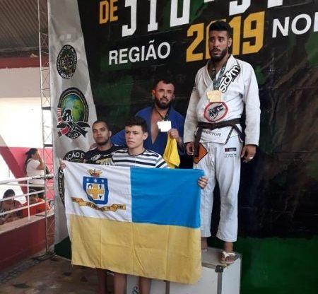 Atleta de São João do Cariri conquista medalha de prata em Campeonato de Jiu-jitsu