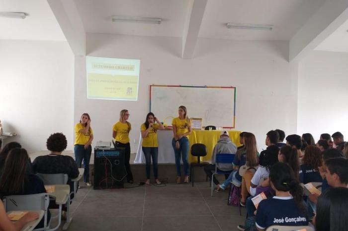 Centro de Atenção Psicosocial de Sumé inicia atividades da Campanha Setembro Amarelo