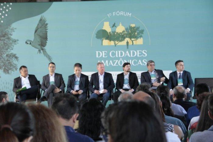 Cidades amazônicas firmam pacto por desenvolvimento sustentável