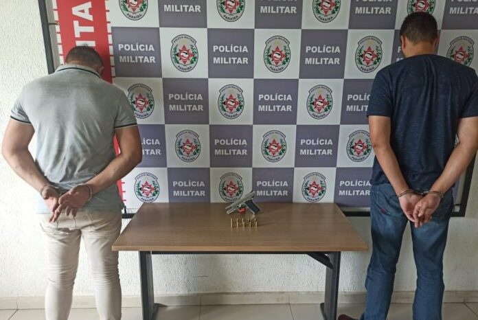 Dois são presos suspeitos de fraudar concurso da Fundac na PB