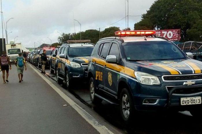 Feriado: PRF flagra 22 motoristas dirigindo sob efeito de álcool
