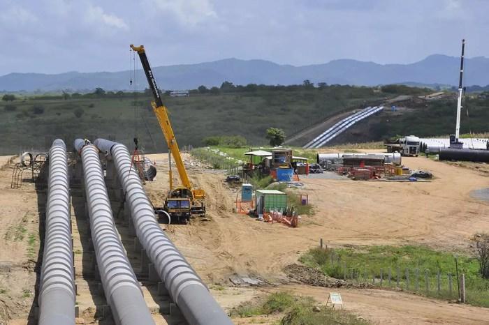 Obras do Canal Acauã-Araçagi serão retomadas terça-feira