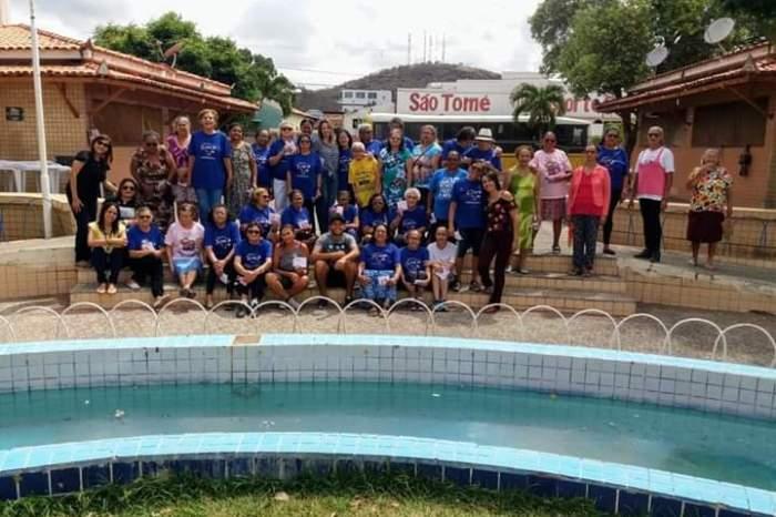 Em Sumé: Secretaria de Assistência Social comemora Dia do Idoso