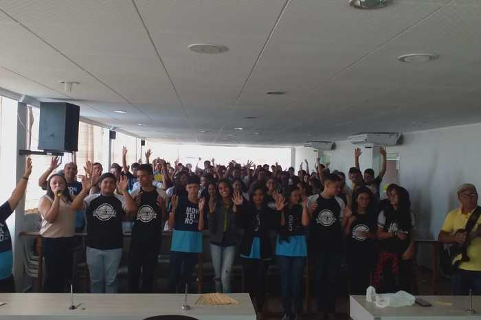 Motivados e muito preparados, alunos do município de Monteiro fazem prova do Saeb