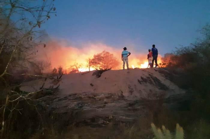 Fatores climáticos e queimadas são preocupações da prefeita Anna Lorena